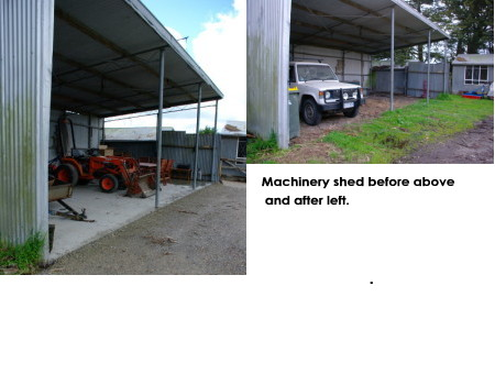 New shed pics